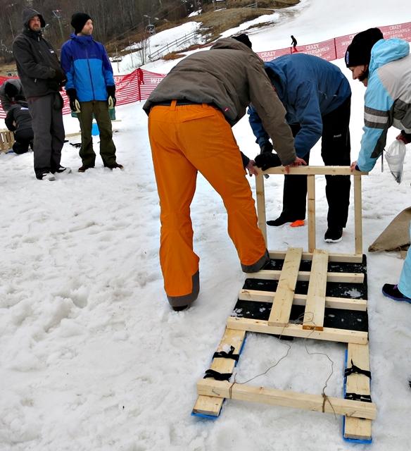 Build a bob Sälen