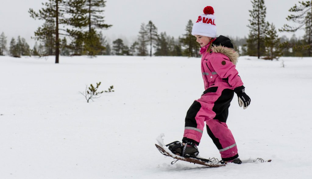 snöskor Sälen