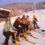 Snowbike backkampen