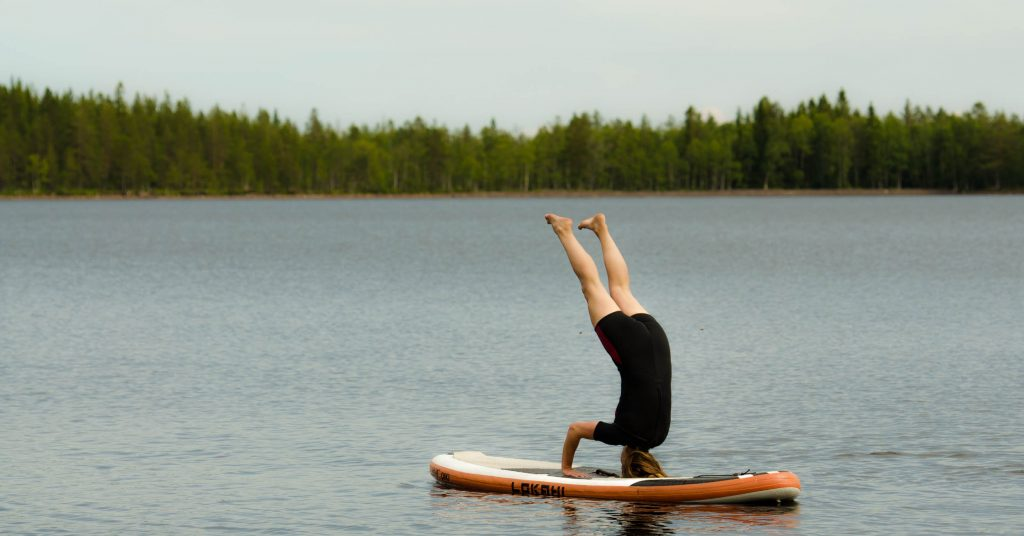 SUP Paddleboard Sälen
