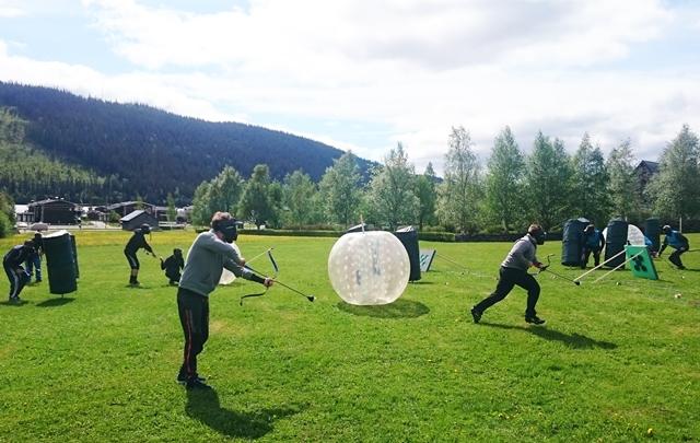 Archery Combat sommar