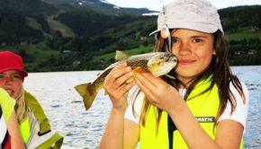 Sommarfiske Sälen