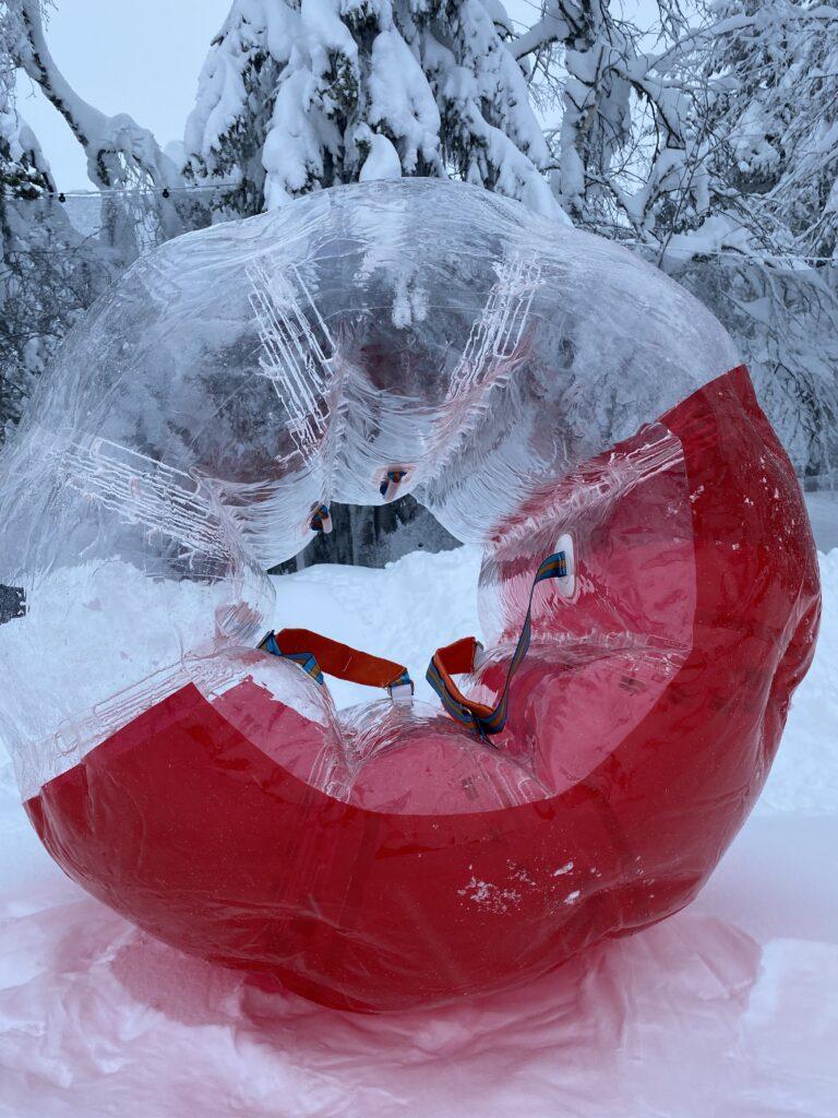 Bumperball Sälen Dalarna